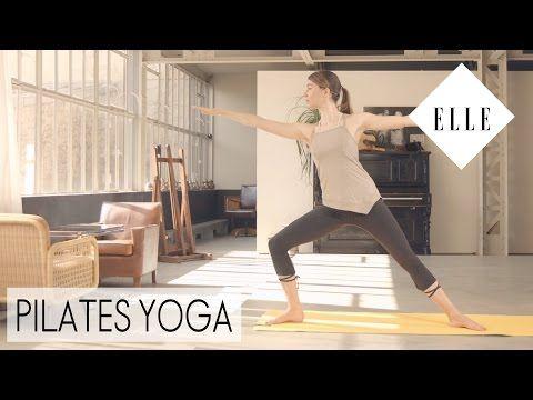 Click to Watch > Notre cours de pilates yoga┃ELLE Pilates in HD
