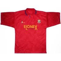 1992-94 Southend Away Shirt M , From CLASSIC FOOTBALL SHIRTS LIMITED , CLASSIC FOOTBALL SHIRTS LIMITED