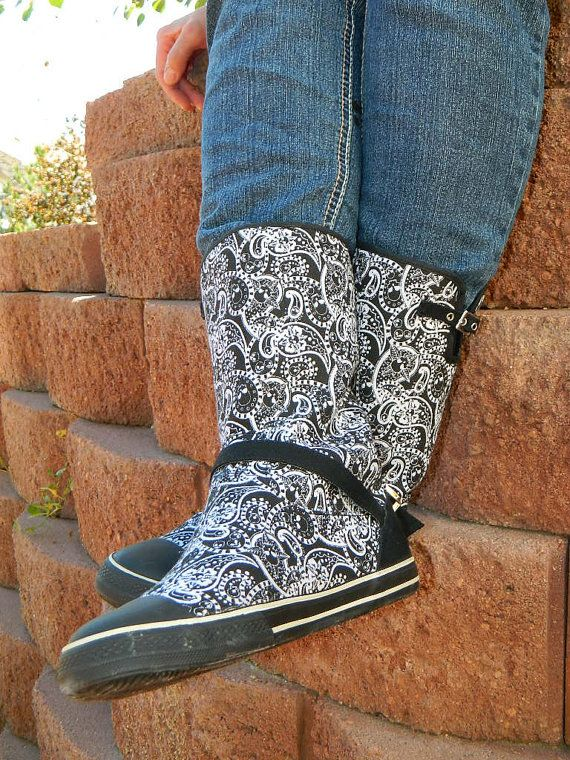 Made in England Creeper Boots Womens 8 by RubesRelics on Etsy, $38.20