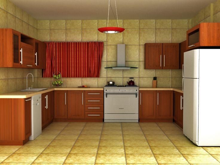 Kitchen—Interior Design