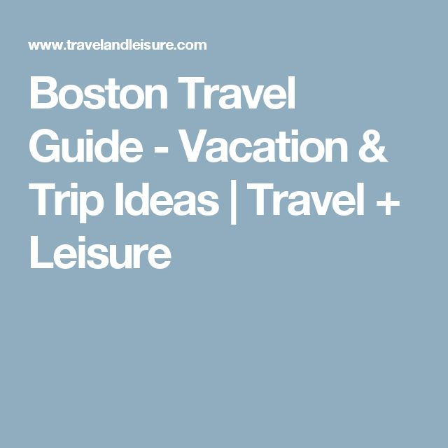 Boston Vacations Ideas: Best 25+ Boston Travel Ideas On Pinterest