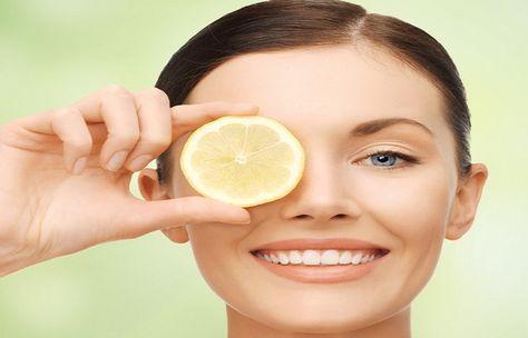 Limon maskesi mucizesine tanık olun.