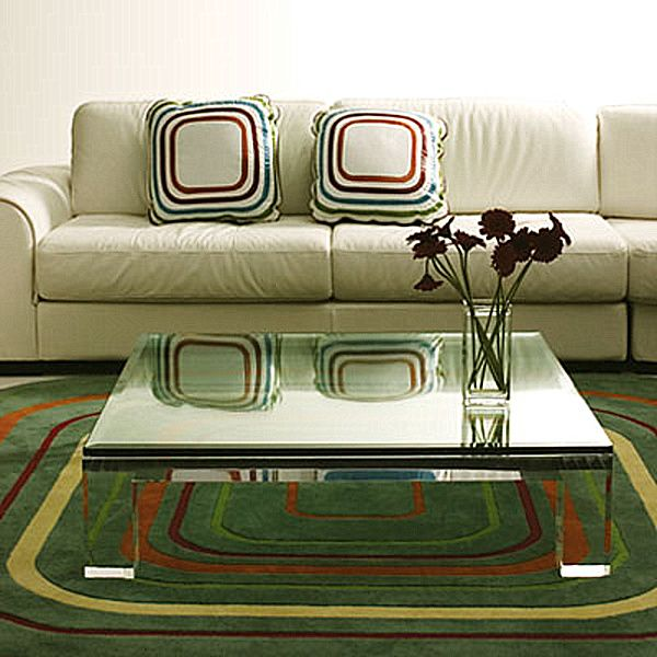 20 Chic Acrylic Coffee Tables - Decoist