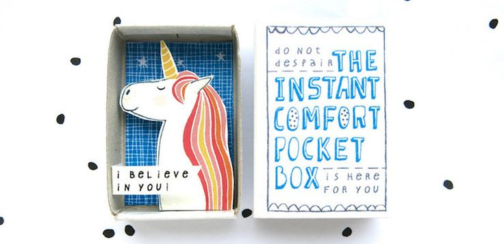 Instant Comfort Pocket Boxes by Kim Welling - ArtisticMoods.com