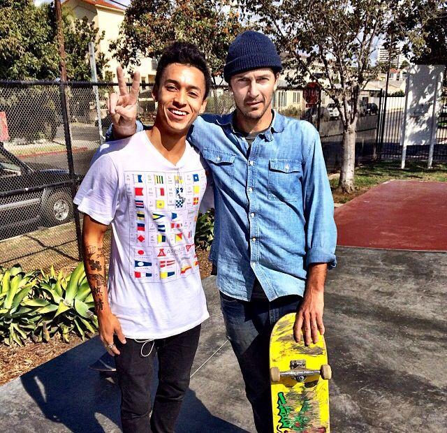 Heath Kirchart ,Nyjah Huston #Skate