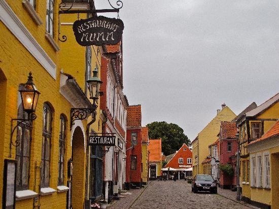 Aero, Denmark