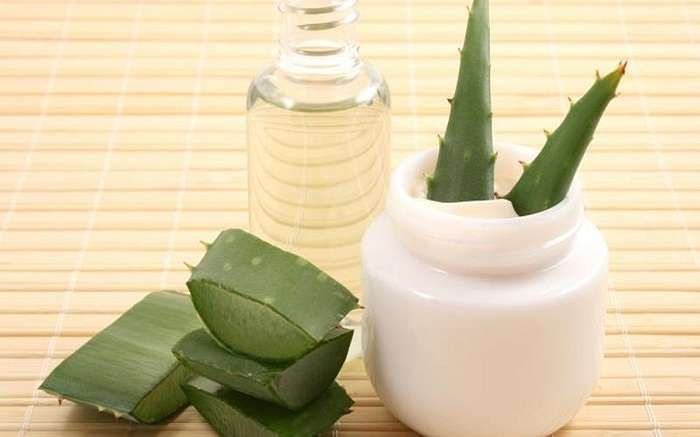 Φτιάξτε μόνοι σας καλλυντικά με αλόη! καθαρίζει τους πόρους της επιδερμίδας προλαμβάνοντας τη λιπαρότητα, ενυδατώνει το δέρμα και επιβραδύνει τη γήρανση.