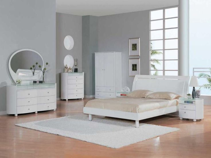 Ready To Assemble Bedroom Furniture Ready Assembled White