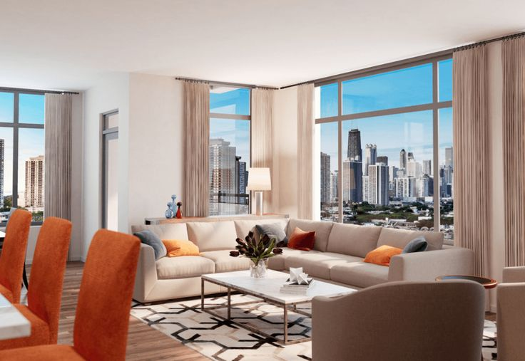 Chicago Apartments: The Ultimate Renters Guide - http://freshome.com/chicago-apartments/