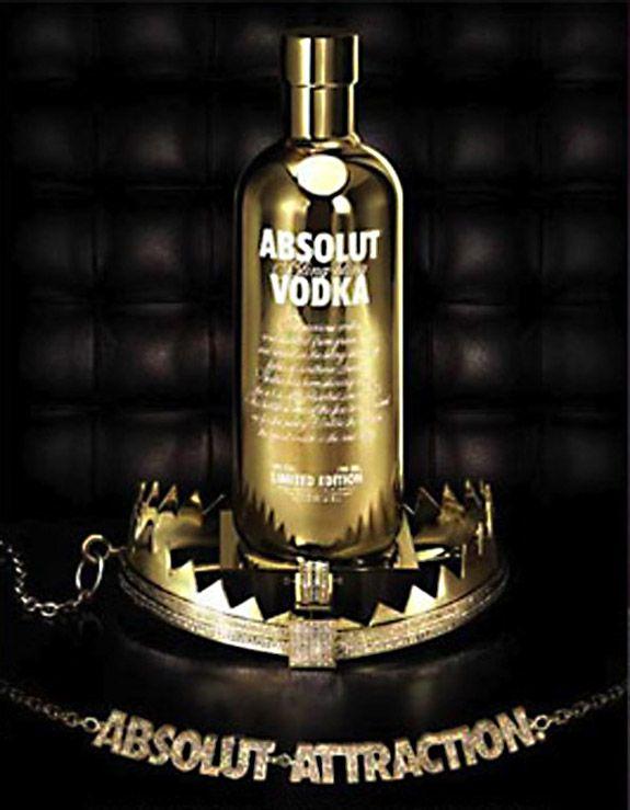 Absolut vodka plan marketing