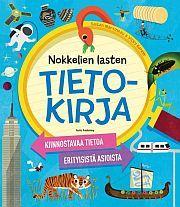 Image for Nokkelien lasten tietokirja from Suomalainen.com