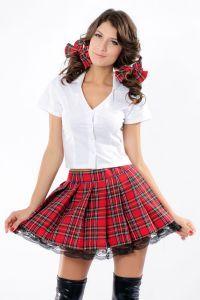 女学生 | ロリコン | コスチューム | コスプレ | 3点セット-cc8644 - コスプレ衣装通販|コスチューム販売|「コスクール」@ローズヒップ