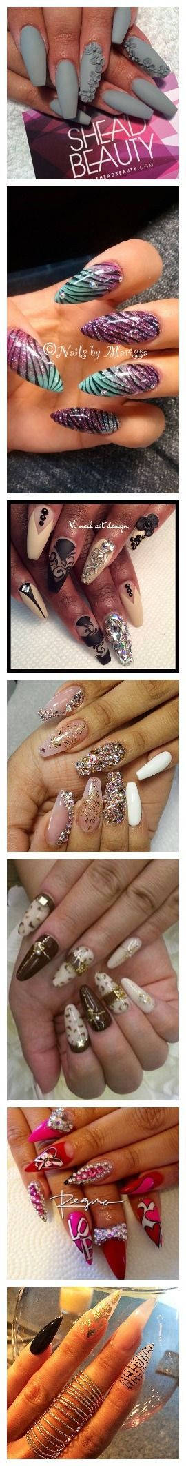 21 best dale images on Pinterest | Nail design, Gel nails and ...