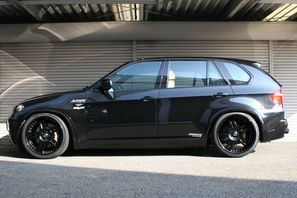 Lowered Lowered E70 X5 Stanceworks Crossover Suv