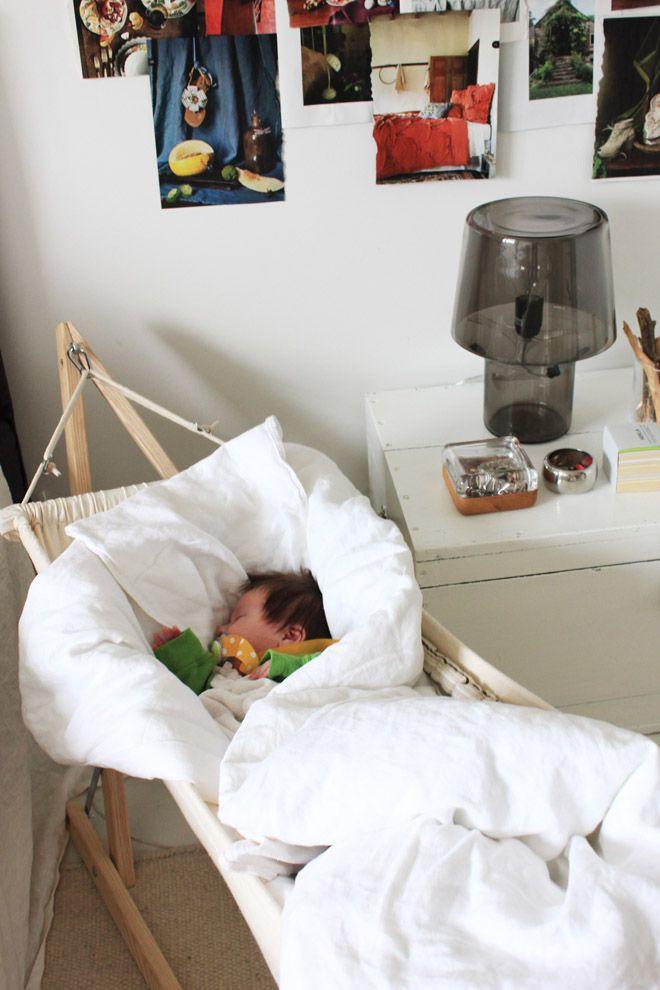 Vauvan riippusänky | Kettukarkki