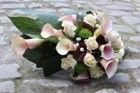 Afbeeldingsresultaat voor calla bruidsboeket