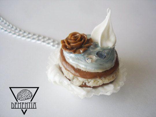 Big Cake Necklace