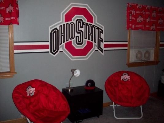 Ohio State Room, THis is the Ohio