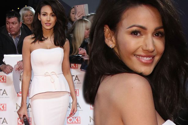 OLATUNBLOG: Michelle Keegan denies pregnancy rumours again