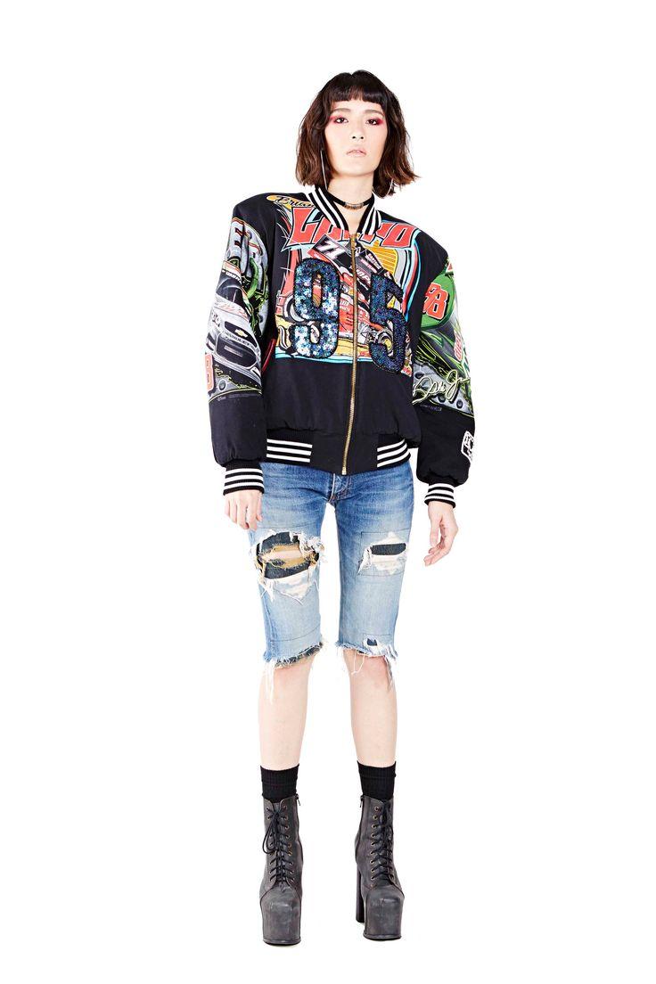 Image result for nascar jacket fashion