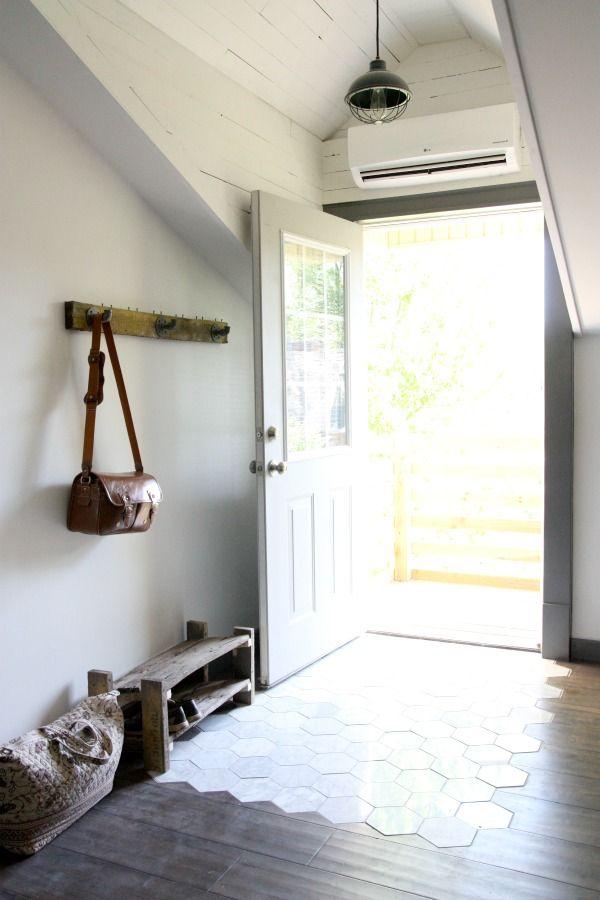 17 Best images about Front door // Flooring // hallway on ...
