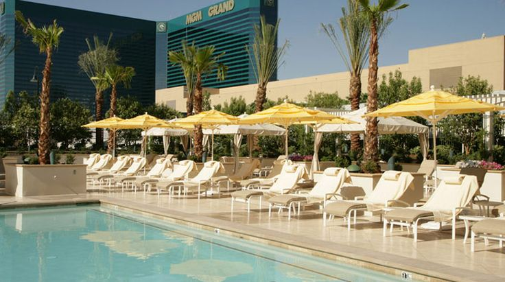 The Signature at MGM Grand Las Vegas, Las Vegas, Nevada