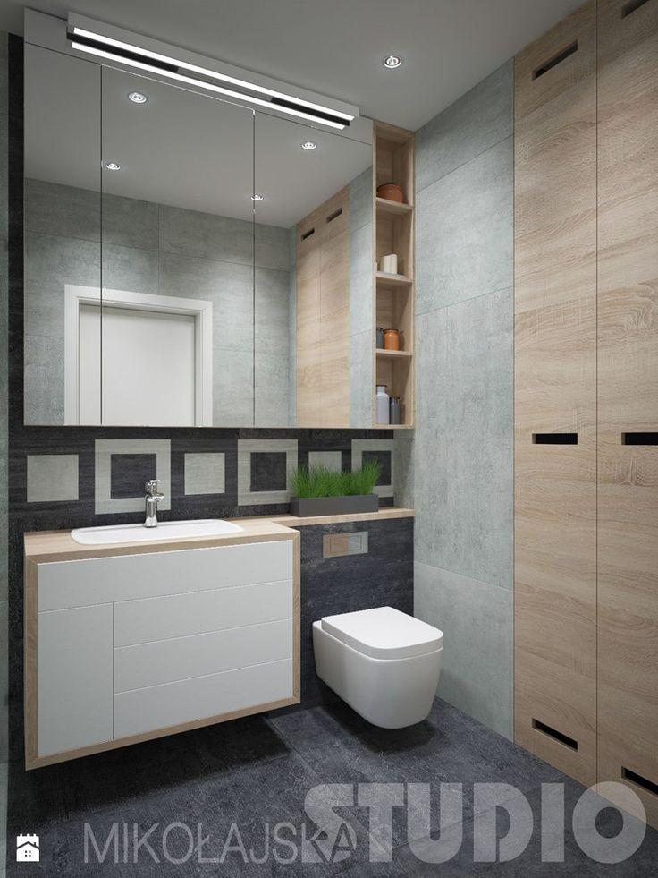 loft-bathroom - zdjęcie od MIKOŁAJSKAstudio - Łazienka - Styl Industrialny - MIKOŁAJSKAstudio