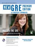 Best GRE Book #2: New GRE: A Strategic Approach, Premium Edition