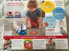 Resenha Codipéia: Brinquedo que centopeia que ensina codificação e raciocínio lógico para crianças