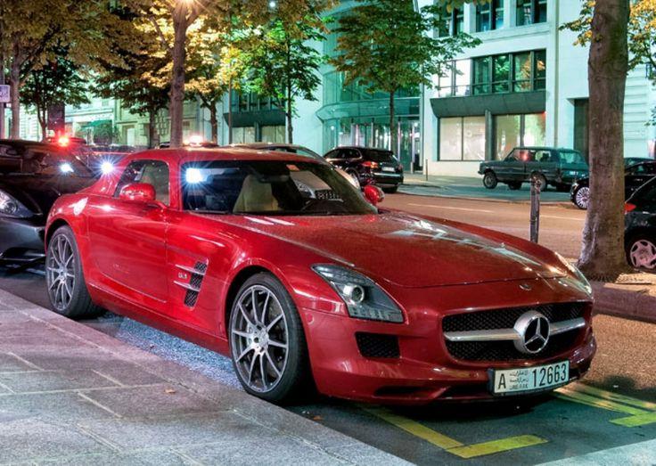 Mercedes SLR 6,3 AMG