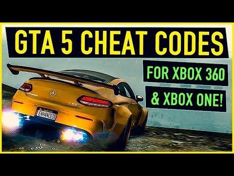 Grand Theft Auto 5 Cheats Xbox One!