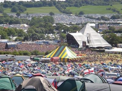 Leeds festival - England