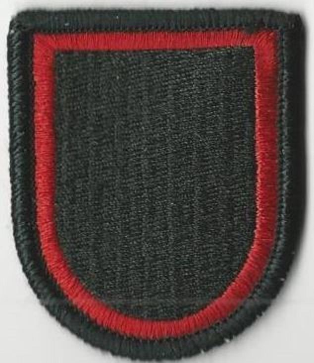 Special Operations Command, Africa (U.S. Army Element) Airborne