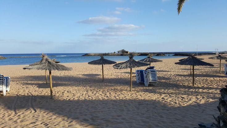 Escape to the Island. Caleta de Fuste, Fuerteventura