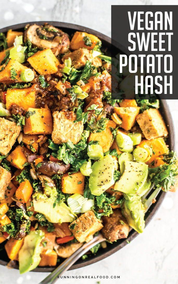 Quick Sweet Potato Breakfast Hash Recipe Sweet Potato Breakfast Hash Healthy Breakfast Recipes Sweet Potato Breakfast