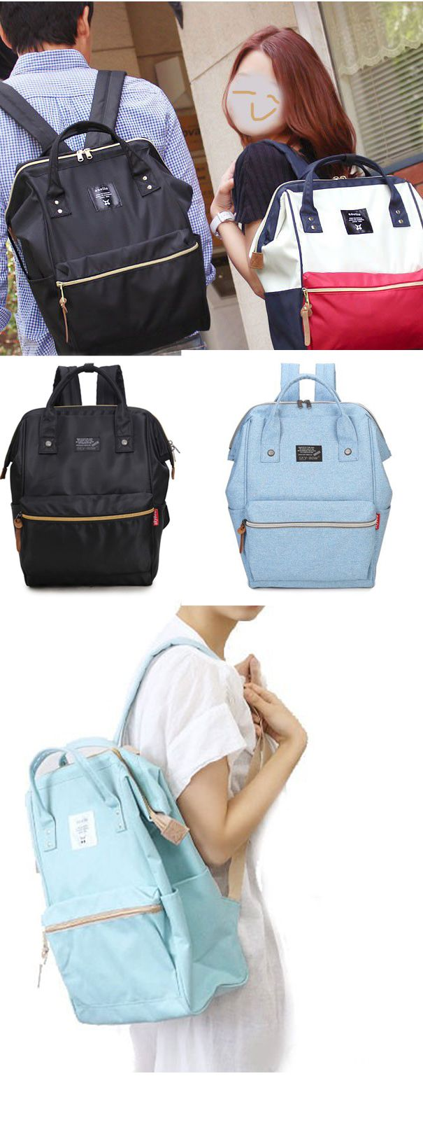 Fashion Oxford Large Capacity College Handbag Travel Backpack for Women backpack for college student best,backpack for college fashion,backpack for girls teens,backpack for girls school,backpack for girls fashion,backpack for girls cute,backpack gear,backpack hiking,backpack hiking women,backpack laptop,backpack laptop women,backpack laptop women work bags,backpack laptop women fashion,backpack laptop women travel,backpack laptop women fashion,backpack luggage,backpack luggage strap,