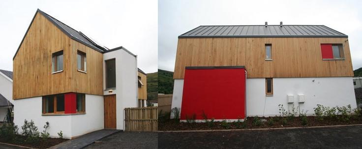 Studio UrbanArea: Welsh Eco House