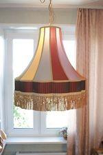 Подвесные и потолочные абажуры для столовой, кухни, гостиной, спальни, кабинета