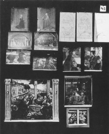 Atlas Mnemosyne - Aby Warburg
