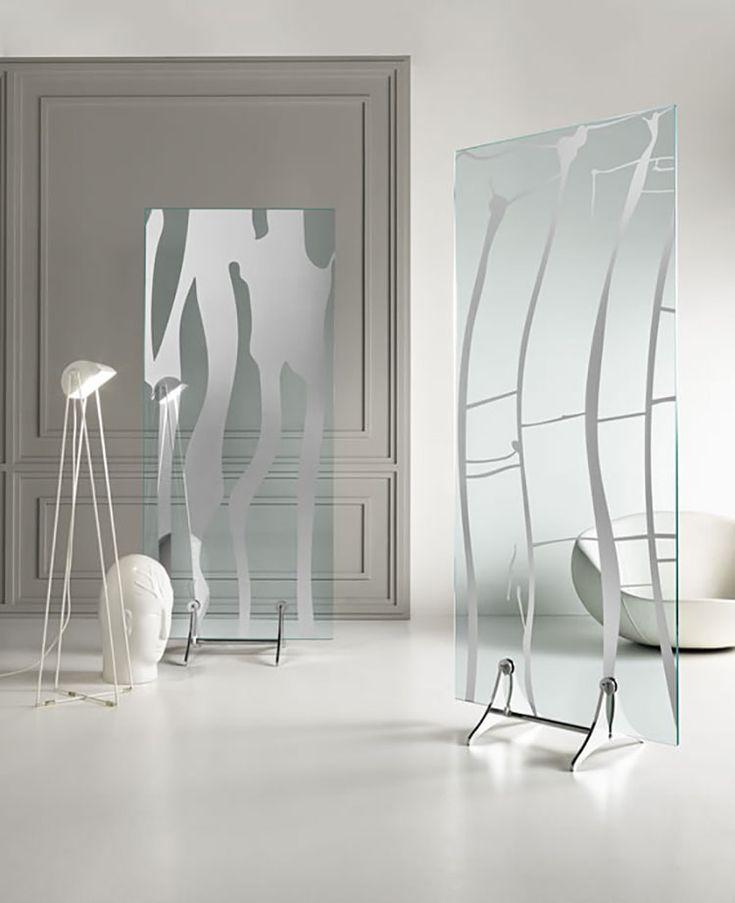 Specchi da Terra dal Design Moderno e Particolare | MondoDesign.it