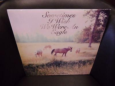 Bill Callahan Sometimes I Wish We Were An Eagle LP NEW vinyl [SMOG]
