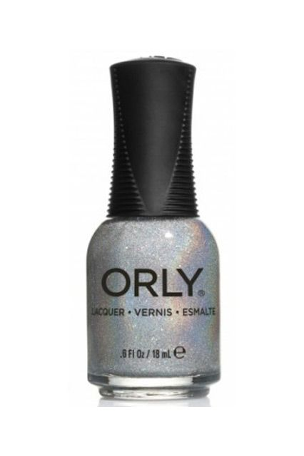 The Top 2016 Nail-Color Trends To Try Right Now #refinery29  http://www.refinery29.com/nail-polish-trends-2016#slide-14  Orly's Mirrorball is like a disco ball on your nails thanks to the baby-fine glitter — which makes it fun, but far from juvenile. Orly Nail Polish in Mirrorball, $8.50, available at Orly. ...