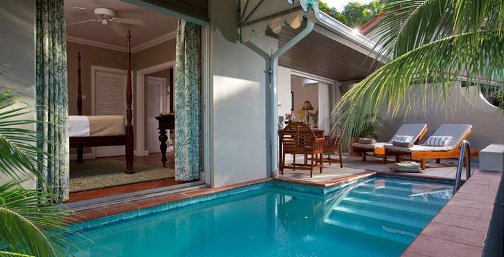 Sandals La Toc Resort & Hotel in St Lucia - All Inclusive Accommodations