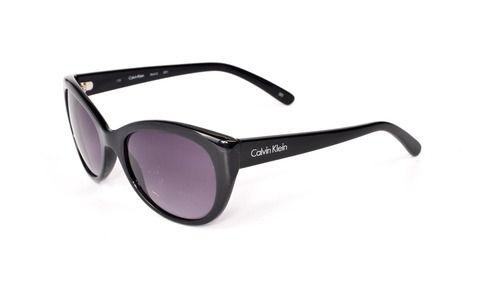 R665S Sunglasses in Black with Graduated Smoke Lenses by Calvin Klein. #Designer #Sunglasses #Australia #CalvinKlein #womens #womenssunglasses #designersunglasses #blacksunglasses #black