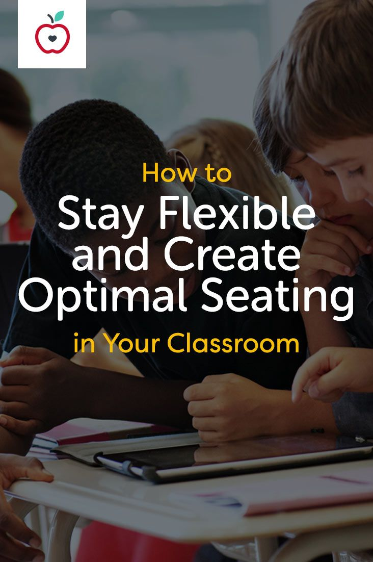 There are so many factors to consider when creating a seating chart: age, academic skill, gender, friends, enemies, role models, behavioral issues, students on IEPs, students with language-based disabilities, quiet students, loud students, distracted students… the list goes on and on. That's why we're sharing a couple of flexible seating tips and tricks to help you run your classroom as effectively as possible.
