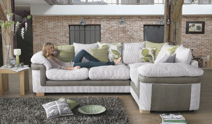 Indulgence Fabric Sofa Range Sofology Home Design