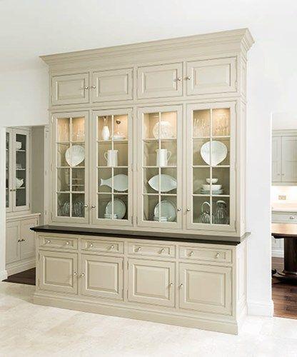Luxury Grand Dresser - Bespoke Fitted Dresser - Tom Howley