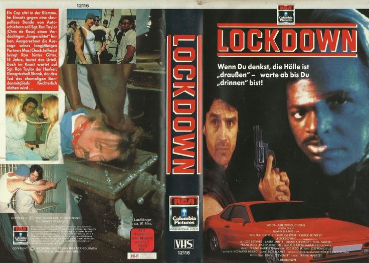 """LOCKDOWN"" (1990 (""OVERSEAS FILMGROUP""), ""RCA/COLUMBIA PICTURES INTERNATIONAL VIDEO"") -  ""PAL VHS"" ""riot grrrl"" ""gothic"" ""grunge"" ""vuurwapen"" ""wagens"" ""Asia Argento"" ""Jessicka"" ""Jack off Jill"" ""tatoeage"" ""bloed"" ""tattoo"" ""pahat"" ""Orbán"" ""Brexit"" ""Drumpf"" ""Pepe"" ""Kek"" ""Shadilay"" ""Iovotono"" ""kunst"" ""Rotschopf"" ""Frisur"" ""Ponys""  ""bangs"" ""feministe"" ""nue"" ""naakt"" ""death metal"" ""Brussel"" ""België"" ""Bonn"" ""Berlijn"" ""Duitsland"" ""EU"" ""EU27"" ""Erasmus"" ""Grufti"" ""gotické"" ""garçonne"" ""bohemien"""