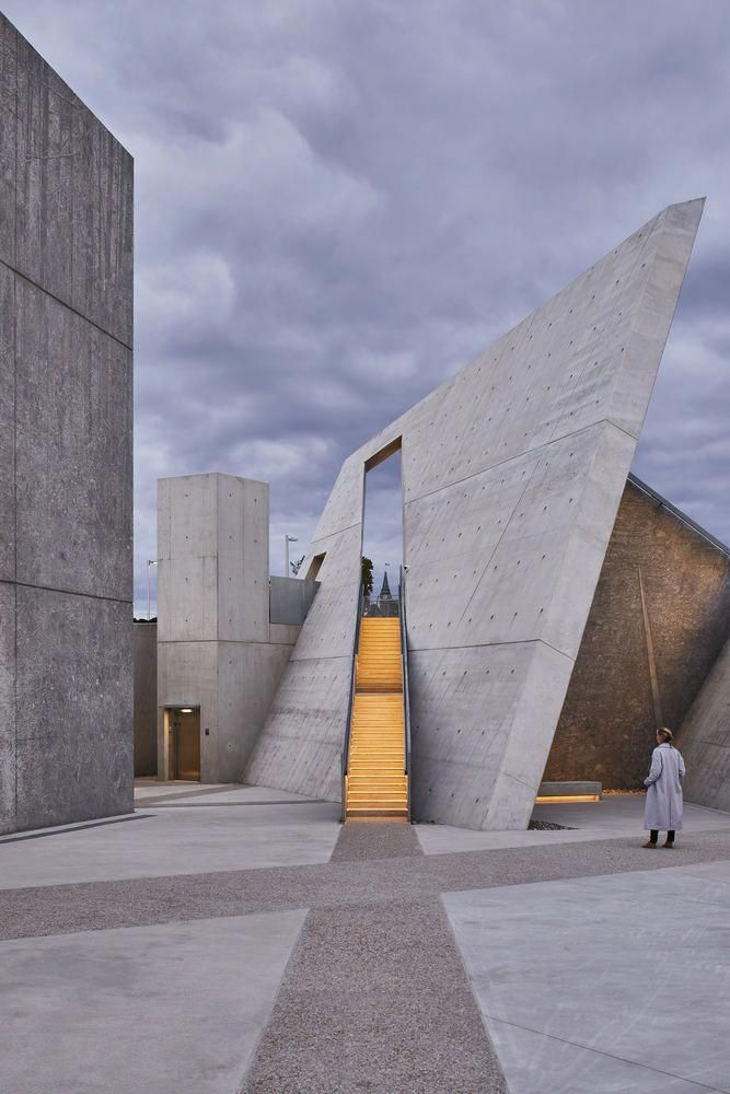 Gallery of Daniel Libeskind On the Poetics of Memory and Time in Architecture – 1