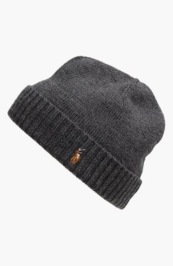 3a1c697c1d4 polo ralph lauren hat wool signature cuff white ralph lauren polo ...